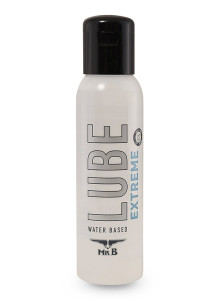 Mister B LUBE Extreme - Desensitising Water Based Lubricant, 100 ml